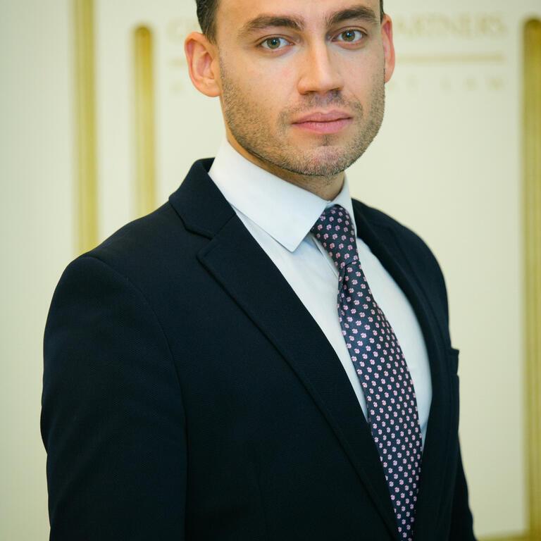 """Юристы :: АФ """"Грамацкий и Партнёры"""" :: Андрей ТРЕМБИЧ"""